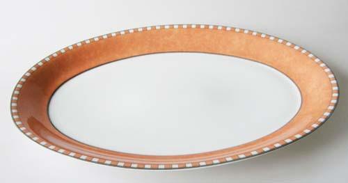 Villeroy & Boch Switch 2 Portugal Servierplatte oval, 34,5x24,5 cm