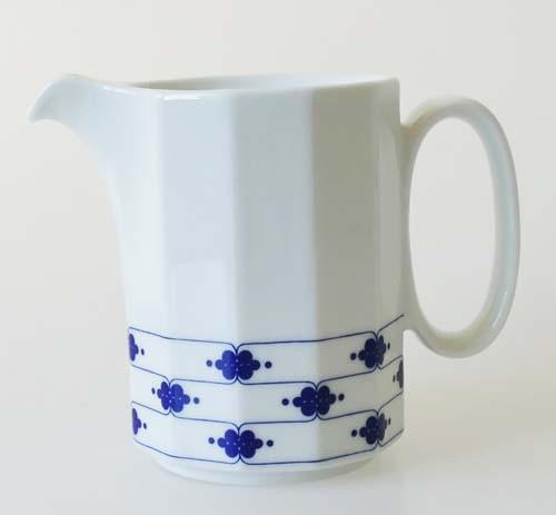 Rosenthal Polygon Korinth Portions/Kaffeekanne ohne Deckel 0,35 l Gastro/Hotelporzellan