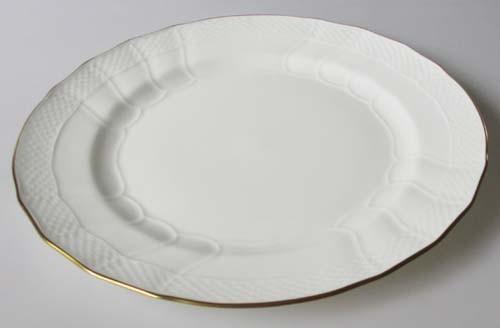 Villeroy & Boch Heinrich Louisenburg Gold Frühstücksteller 21 cm gebraucht