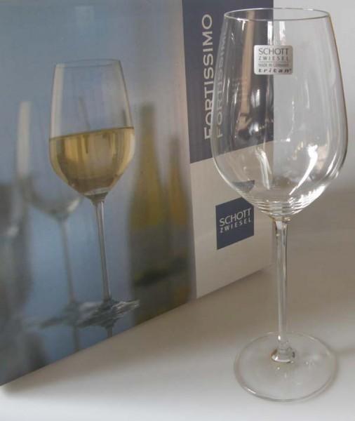 Schott & Zwiesel Fortissimo Weisswein 404 ml Kristallglas