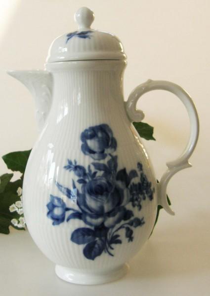 Heinrich Residenz Höchst Blaue Rose Kaffeekanne 1,30 l