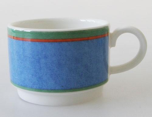 Villeroy & Boch Easy blau 0128 Kaffeetasse 1-tlg. 0,15 l