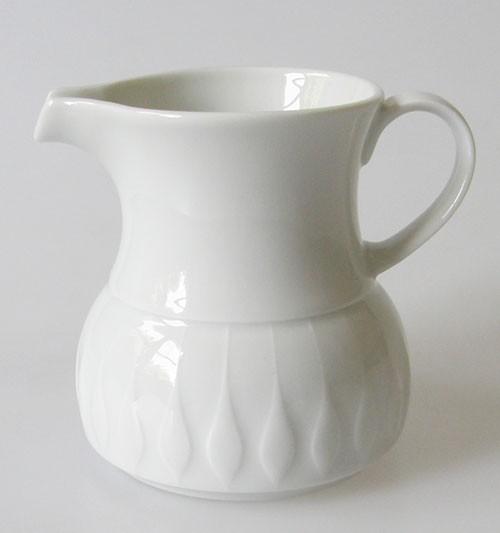 Thomas Lanzette weiss Milchkännchen für 6 Personen