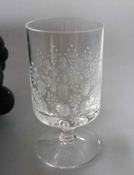 Rosenthal Romanze Kelchglas Relief Schnapsglas 7,2 cm