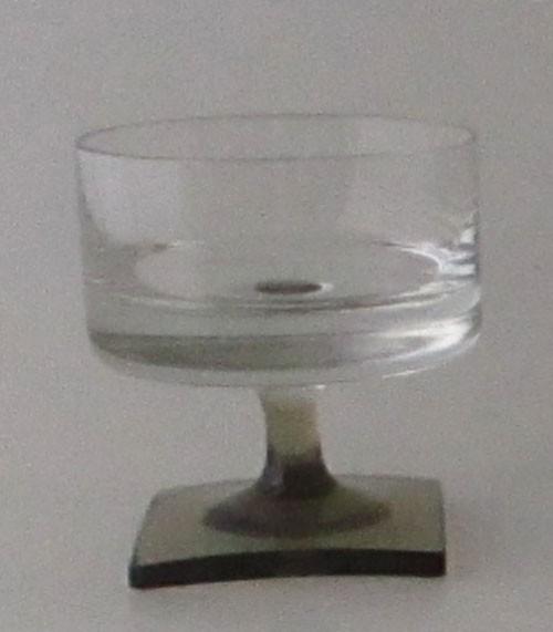 Rosenthal Berlin Rauchfuß Likörglas 6,5 cm