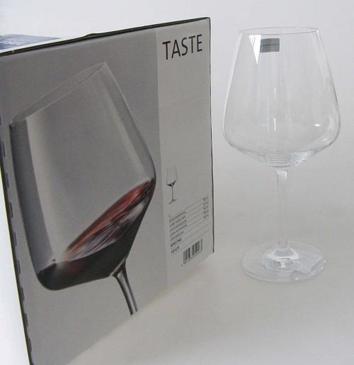 Schott & Zwiesel Taste Rotwein Burgunderpokal 782 ml Kristallglas