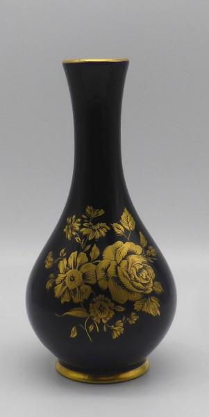 Royal Bavaria KM Vase 20 cm Echt Cobalt