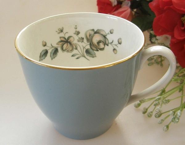 Royal Doulton Rose Elegans Kaffeetasse 1-tlg. Obertasse