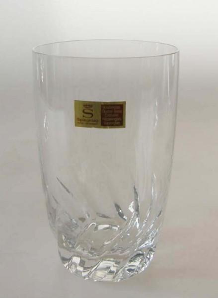 Spiegelau Kristallglas Diane Becher Wasserglas 11,3 cm