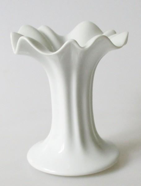 Hutschenreuther Kerzenleuchter weiß 11 cm