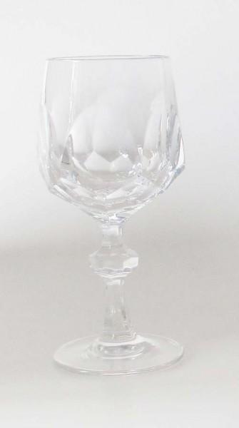 Nachtmann Alexandra Weinglas Höhe 14,5 cm mit Diamantschliff