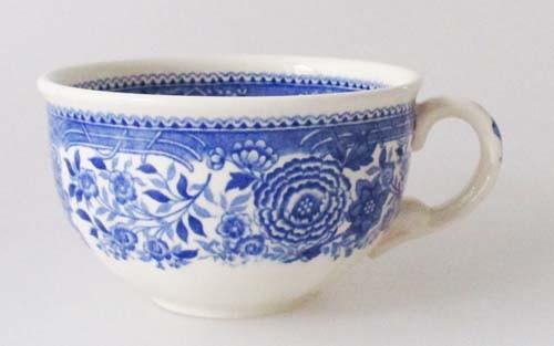 Villeroy & Boch Burgenland blau Teetasse 5,8 cm