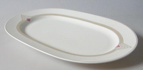 Heinrich Villeroy & Boch Origo Servierplatte oval 34 cm