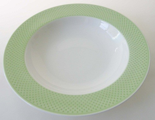 Villeroy & Boch Tipo Green Suppenteller 23 cm