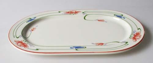 Villeroy & Boch Florida Platte oval, 28x18 cm gebraucht