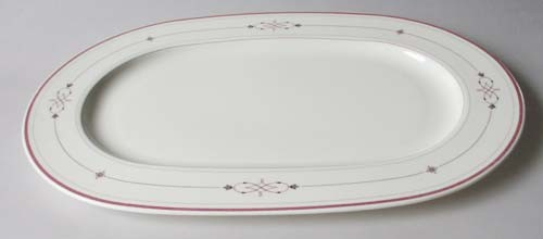Villeroy & Boch Aragon Servierplatte oval 34,5 x 23 cm, gebraucht