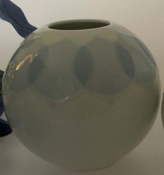 Rosenthal Lotus blau Vase Höhe 10,5 cm