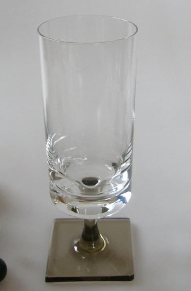 Rosenthal Berlin Rauchfuß Weinglas 15 cm