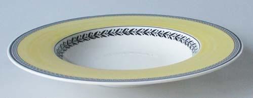 Villeroy & Boch Audun Fleur Suppenteller 24 cm