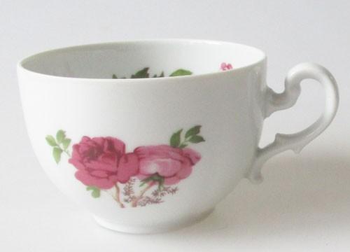 Heinrich Flora Dekor Rosen Kaffee-/ Teetasse