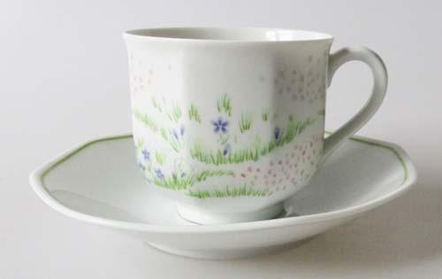 Villeroy & Boch Heinrich Springfield Kaffeetasse mit Untertasse