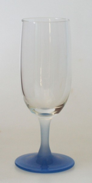 Villeroy & Boch Sherryglas Höhe 13,8 cm Blue Schumann`s American Bar