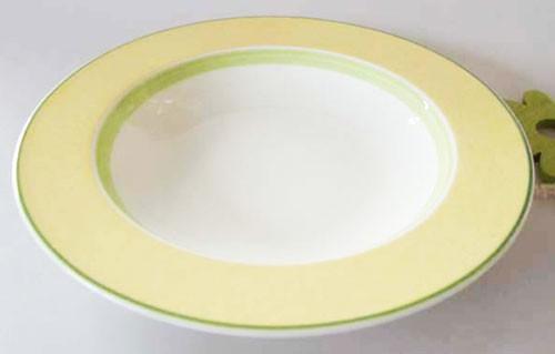 Villeroy & Boch Twist Colour Yellow Suppenteller 23 cm