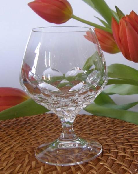Peill Messina Cognacglas Bleikristall