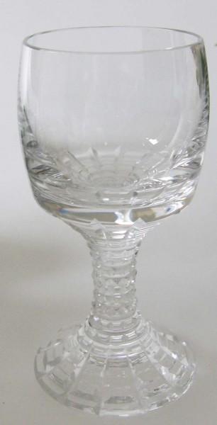 Rosenthal Polaris Glas Bleikristall Likörglas, klein 10 cm