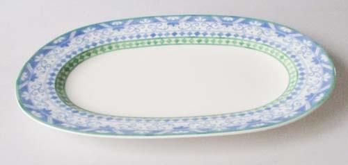 Villeroy & Boch Perugia Platte oval 34x23 cm gebraucht