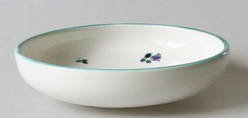 Gmundner Keramik Streublumen Schale klein 16,5 cm