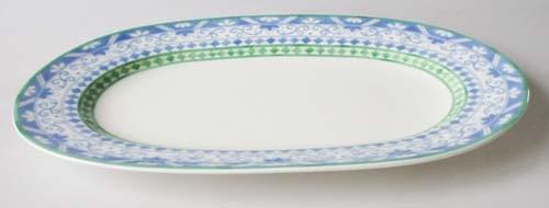 Villeroy & Boch Perugia Platte oval 29,5x20 cm gebraucht