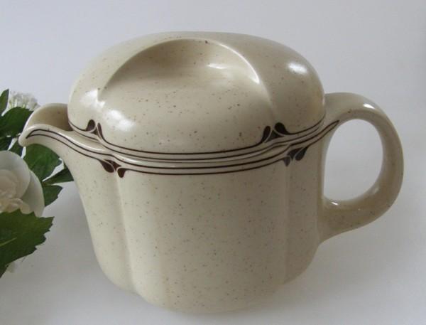 Rosenthal Form ohne Namen, Britta Teekanne für 6 Pers. 1,00 l