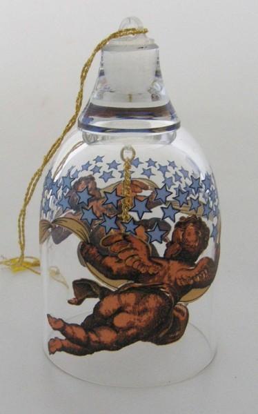Rosenthal Kristall-Glocke Himmelslust