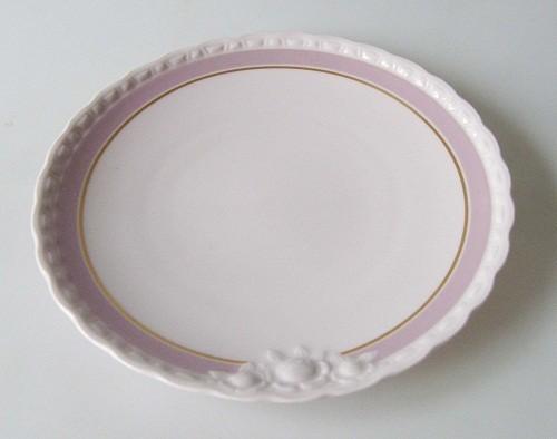 Hutschenreuther Drache Modell Exklusiv rosa Frühstücksteller 19,5 cm