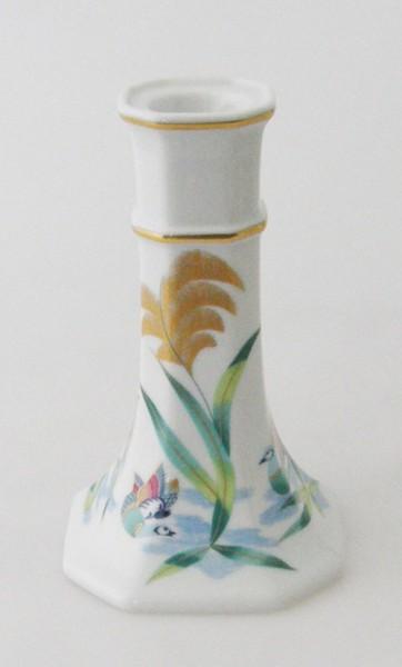 Heinrich Villeroy & Boch Mandarin Kerzenleuchter Höhe 14,5 cm