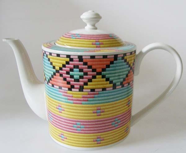 Villeroy & Boch Ethno Kaffeekanne für 6 Pers. 1,40 l