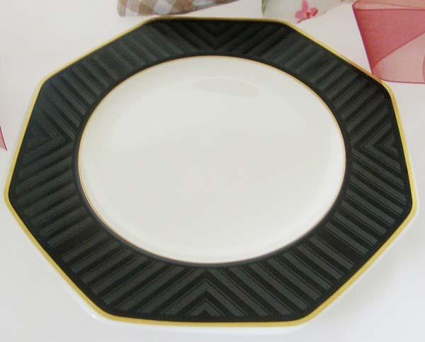 Villeroy & Boch Black Pearl Frühstücksteller 20,5 cm