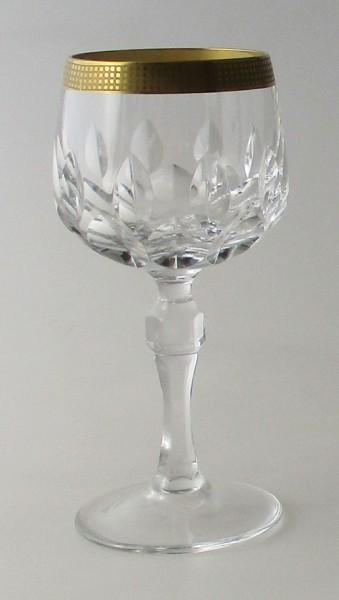 Hutschenreuther Drache Modell Exklusiv Goldraute Weinglas 15 cm