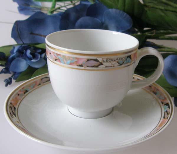 Leonard Paris Bologna Espressotasse mit Untertasse 0,10 l Hutschenreuther