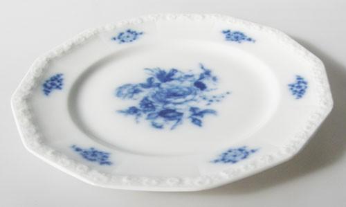 Rosenthal Maria Blaue Blume Frühstücksteller 19,5 cm