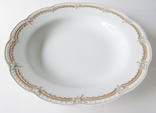 Hutschenreuther Viktoria Coralle Suppenteller 21,5 cm