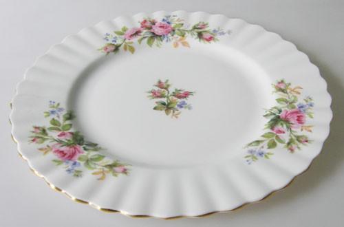 Royal Albert Moss Rose Frühstücksteller 21 cm