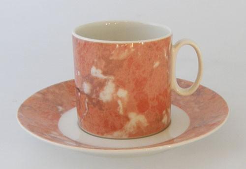 Villeroy & Boch Siena Kaffeetasse mit Untertasse