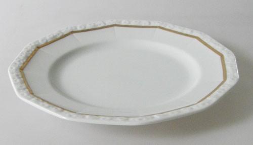 Rosenthal Maria Goldband Frühstücksteller 20 cm