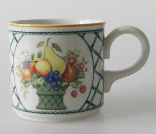Villeroy & Boch Basket Kaffee-Obertasse, 1-tlg.