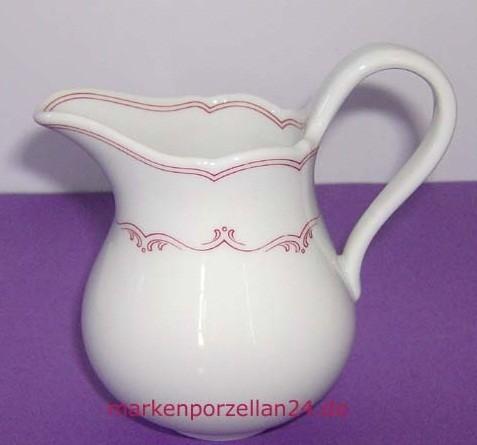 Hutschenreuther Maria Theresia Mainau Milchkännchen, klein 0,10 l