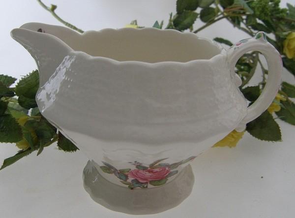 Spode Copeland Jewel Billingsley Rose Milchkännchen 0,15 l