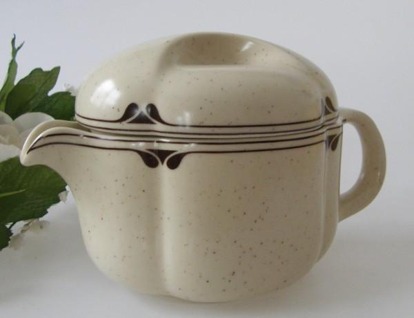 Rosenthal Form ohne Namen, Britta Sauciere mit Deckel 2-tlg. 0,40 l