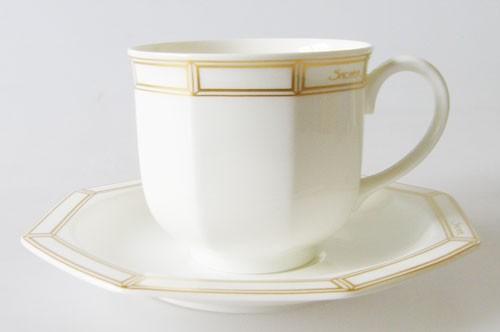 Astoria Sacher Kaffeetasse mit Untertasse Villeroy & Boch Heinrich